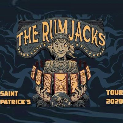 Image of THE RUMJACKS // 10.06.2021