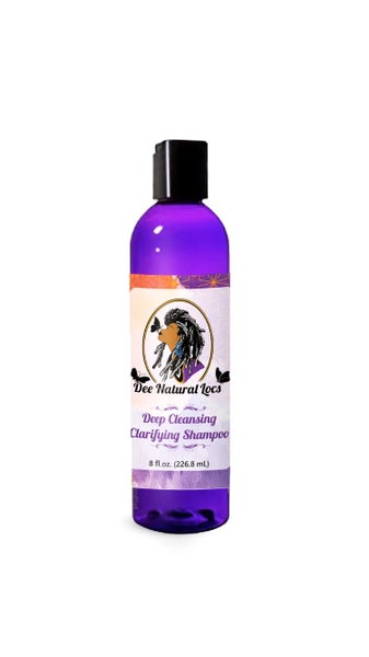 Image of Deep Cleansing Clarifying Shampoo