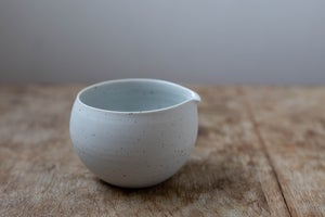 Hand Thrown Speckled Small Jug
