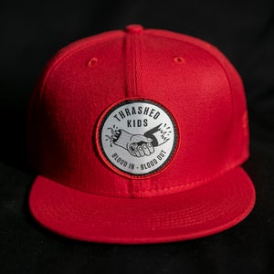 Image of Limited Edition - Red Blood In Hat