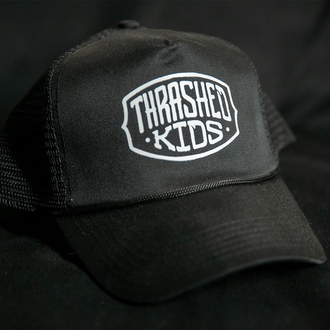 Image of Badge Trucker Hat