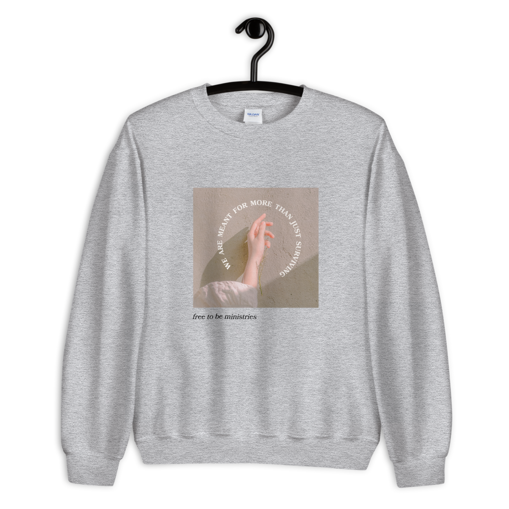 Image of Meant for More Crewneck Sweater