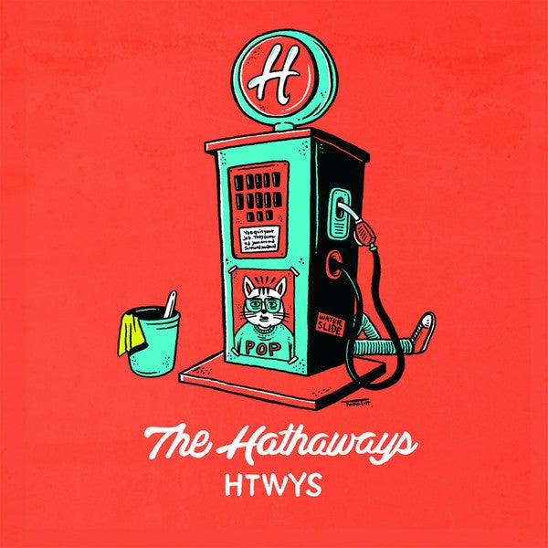 Image of HATHAWAYS - HTWYS CD
