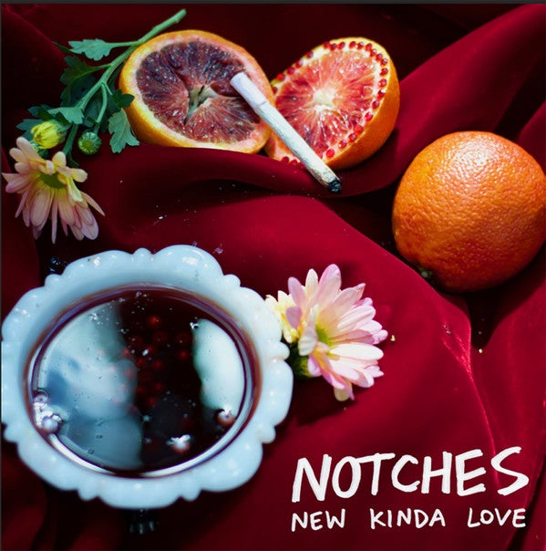Image of NOTCHES - NEW KINDA LOVE / ALMOST RUINED EVERYTHING CD