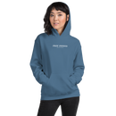 Image 4 of Free Indeed - Hoodie (Blue & Black)