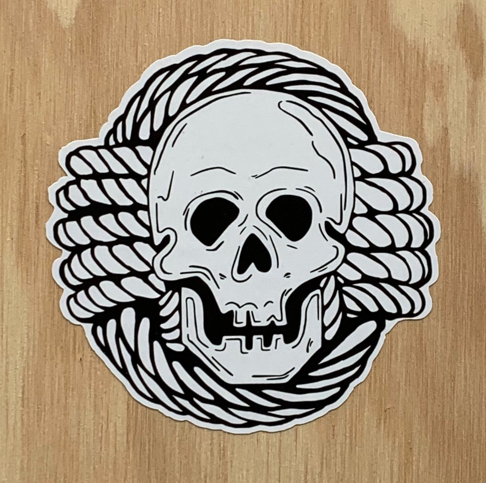 Image of Monkey Fist Decal