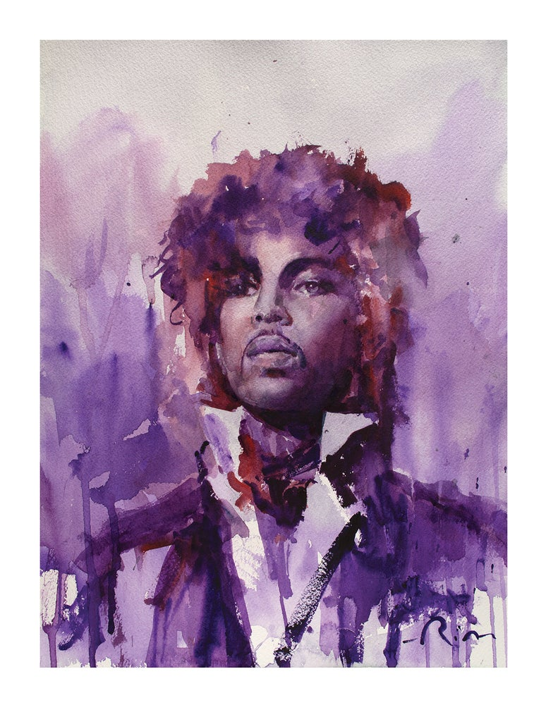 Image of Prince prints