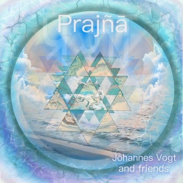 Image of NEU - Prajna - Johannes Vogt and friends  (CD)