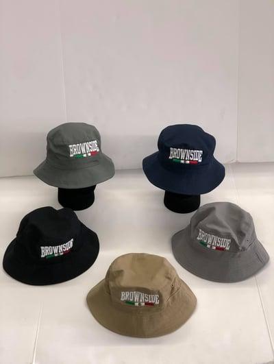 Image of BROWNSIDE BUCKET HAT