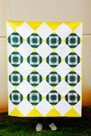 Image 2 of the JADE quilt pattern