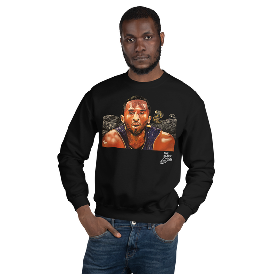 Image of BLACK MAMBA | crewneck