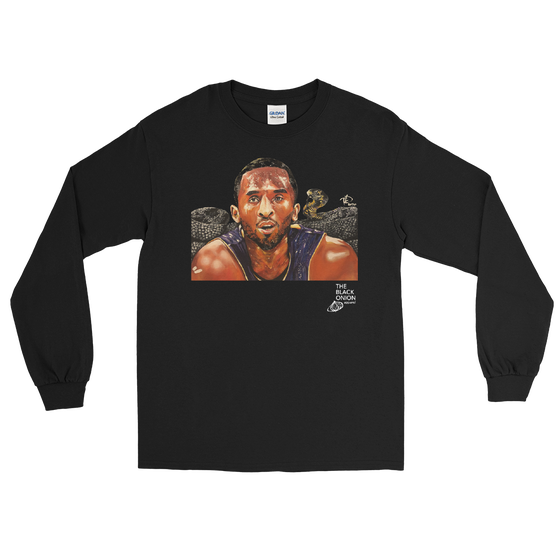 Image of BLACK MAMBA | long sleeve