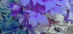 Image of Silk Cashmere Blue Azalea