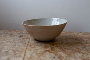 Hand Thrown Serving Bowl