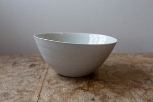 Hand Thrown Small Serving Bowl / Noodle Bowl