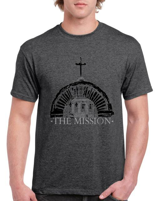 Image of The Mission - Bells Shirt