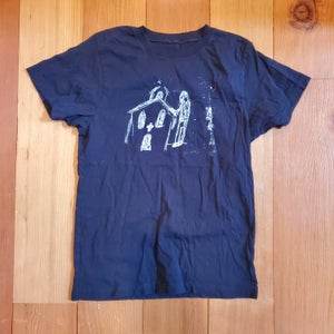 Image of Mamiffer - untitled (church) shirt