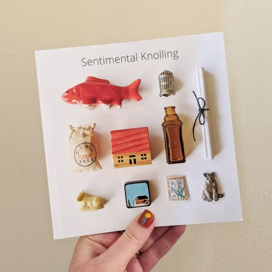 Image of Sentimental Knolling Zine