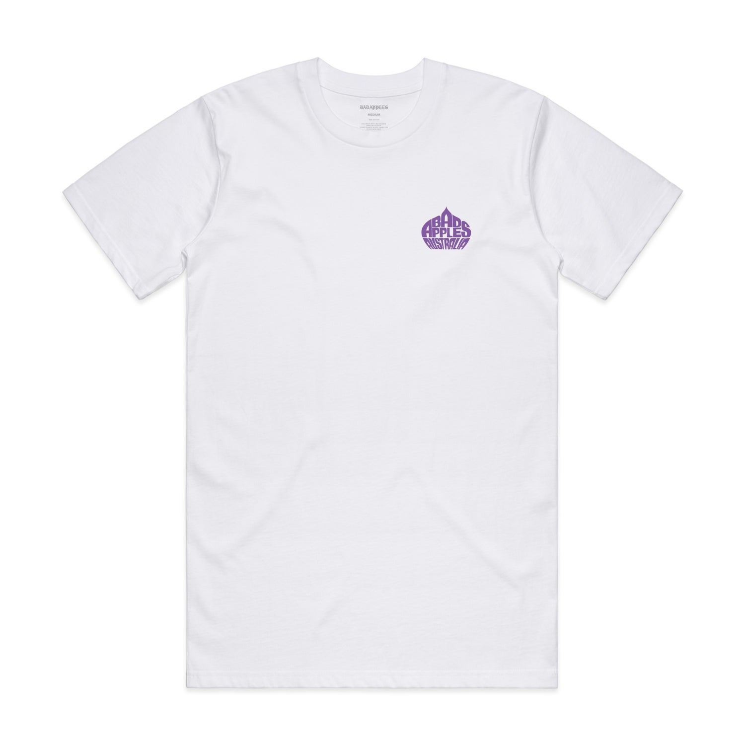 Image of Moscow Tee WHITE