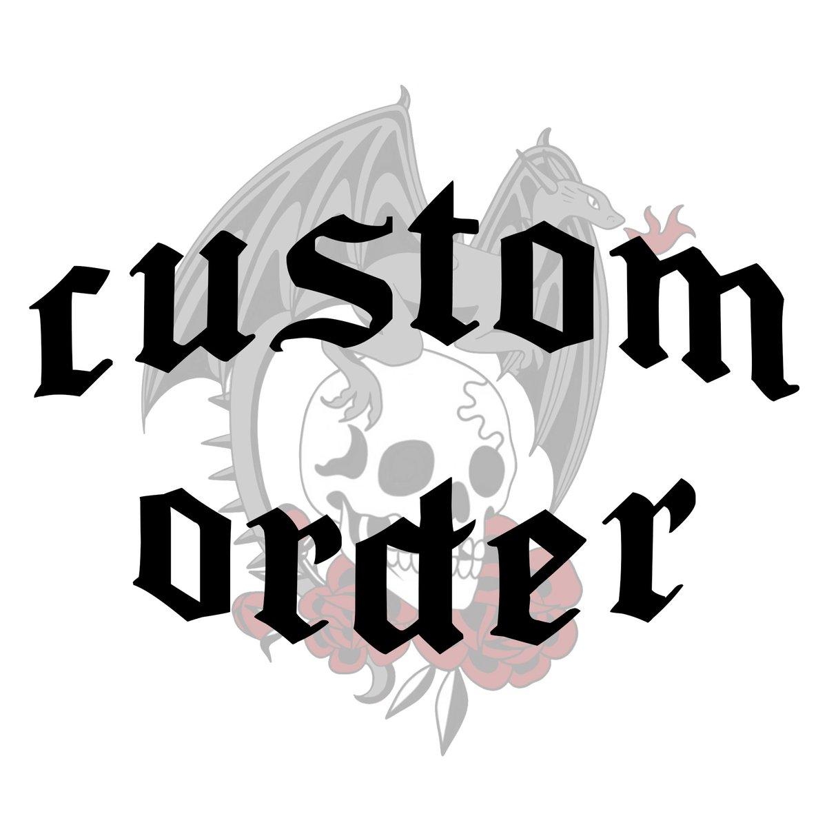 Custom Order Payment / Tip