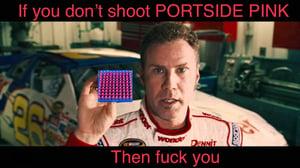 Image of PORTSIDE PINKS