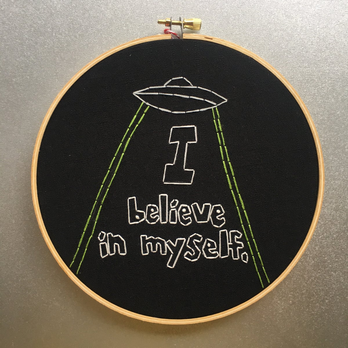 Image of I believe in myself