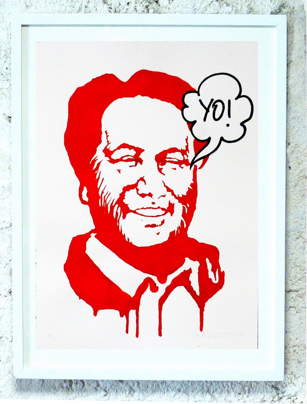 Image of 'YO! Mao'. JP MALOT Edition 2020.