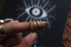 Image of Thin Stacker Rings