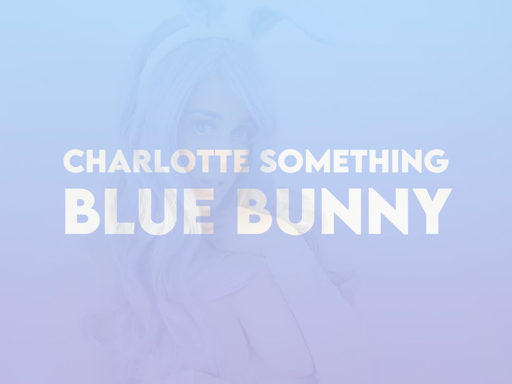 Image of BLUE BUNNY - DIGITAL GALLERY (with video)