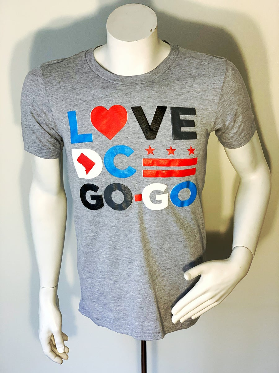 Image of Love DC Go-Go WT4 Grey