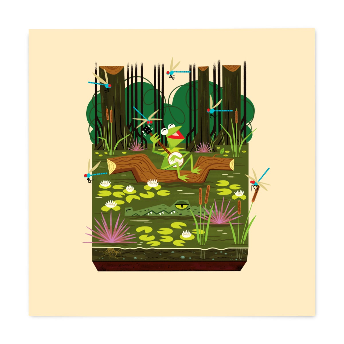 Image of Teeny Tiny Swamp