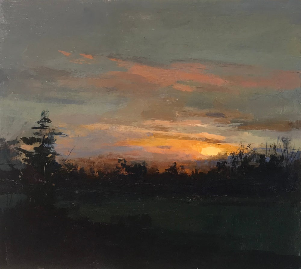 Image of March Sunset