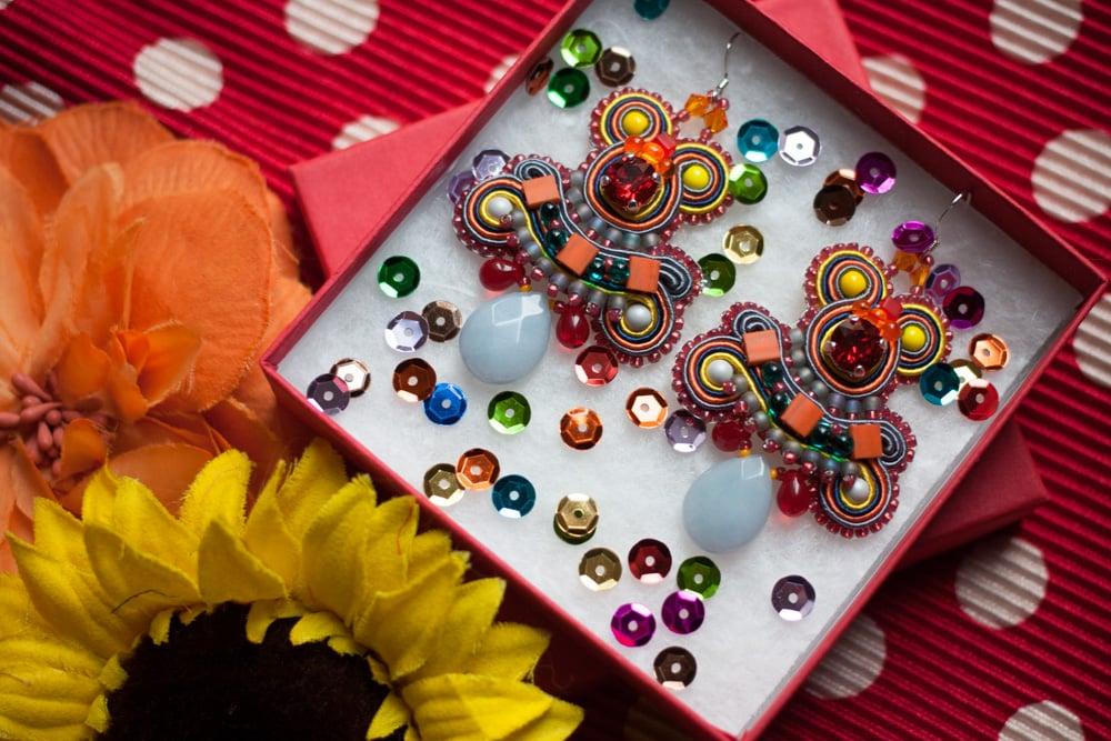 Image of Steady Earrings - Shake those memories