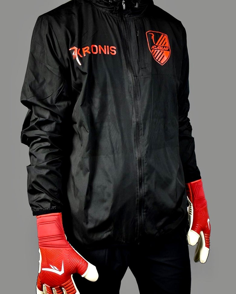 Image of KRONIS NANO RAIN JACKET
