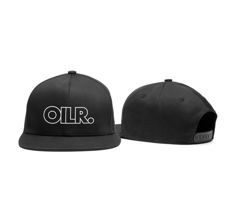 Image of OILR. Snapbacks