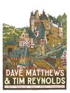 LAST COPIES: Dave Matthews & Tim Reynolds (Germany, 2017) • L.E. Official Poster