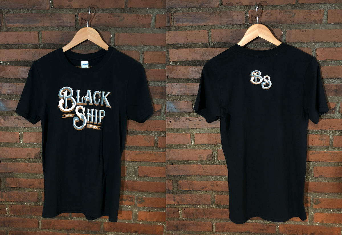 Image of Black Ship T-Shirt