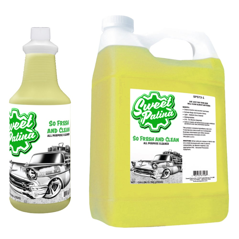 "Image of ""So Fresh and Clean"" All Purpose Cleaner"