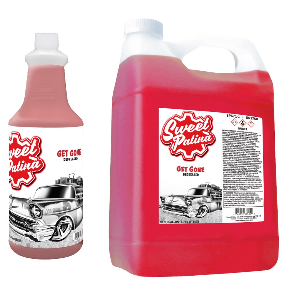 "Image of ""Get Gone"" Degreaser"