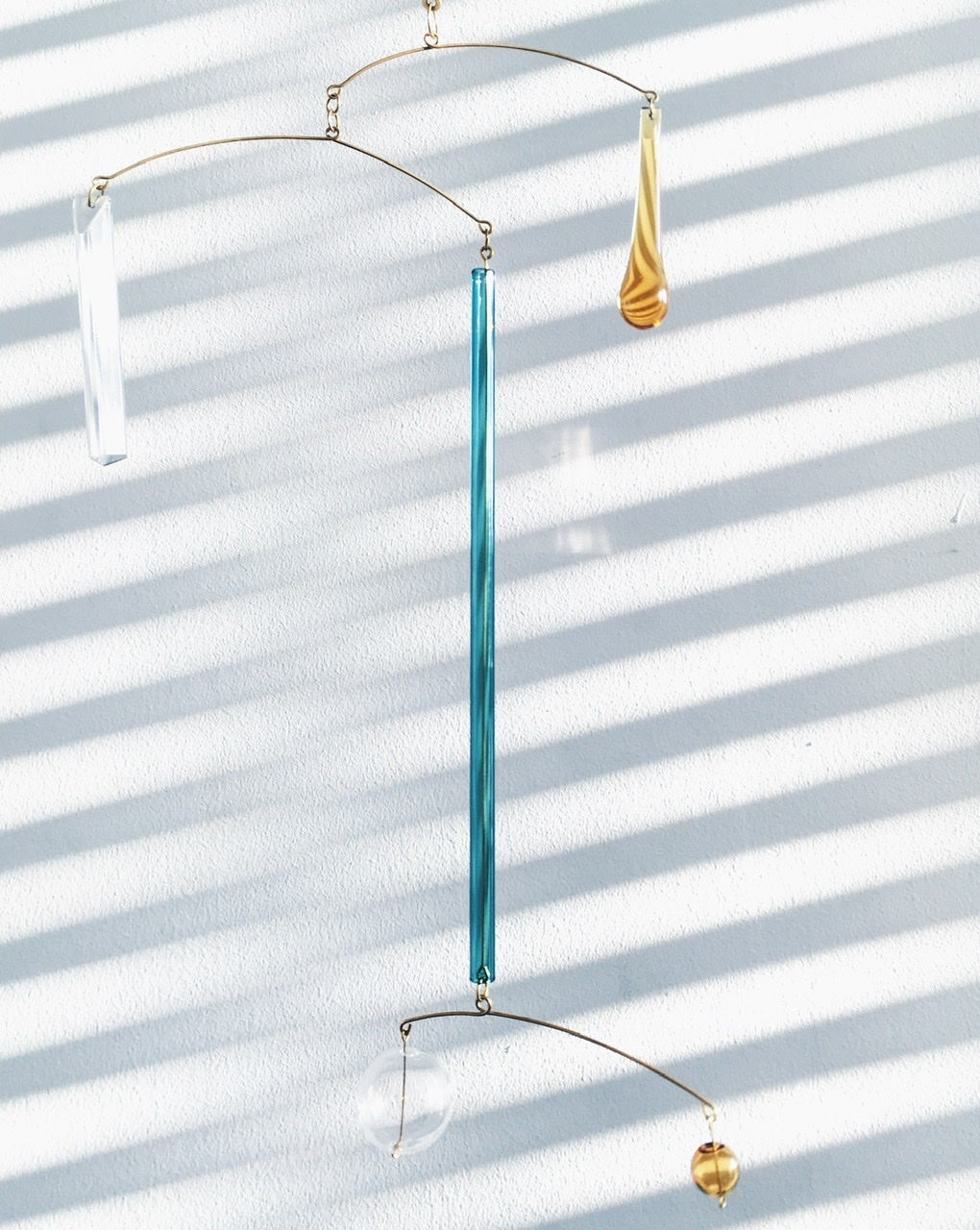 Image of Glass Kinetic Sculpture 005
