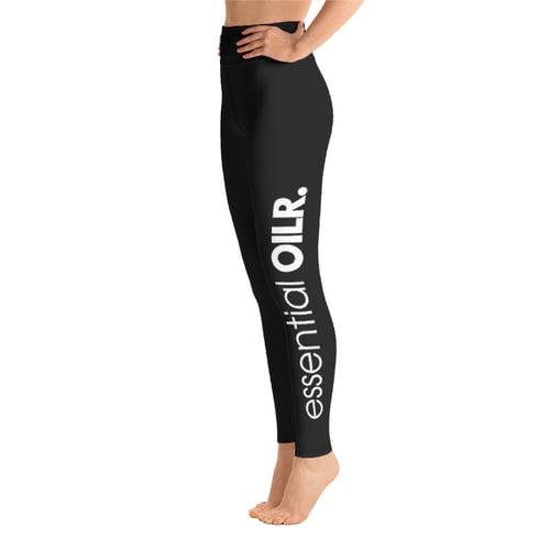Image of OILR Yoga Leggings