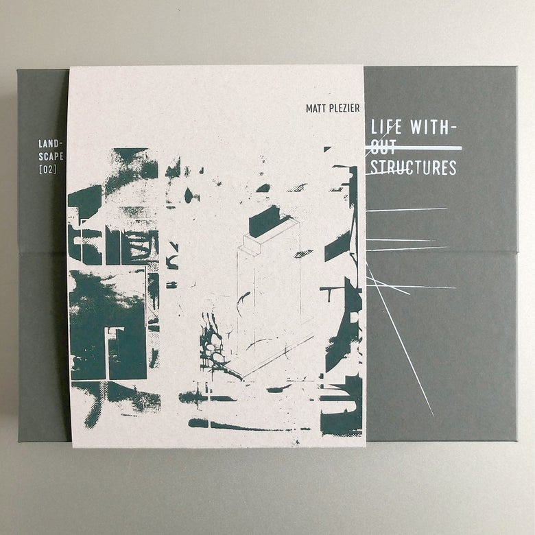 Image of LIFE WITHOUT STRUCTURES | €120 (ex. ppd)