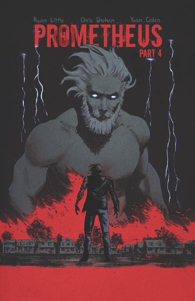 Image of Prometheus #4