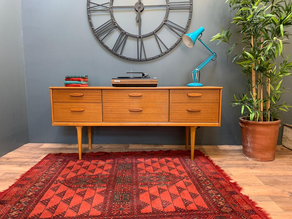Image of Mid century dressing table/sideboard