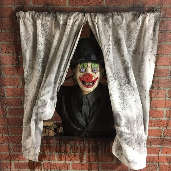 Image of Peek-A-Boo Clown