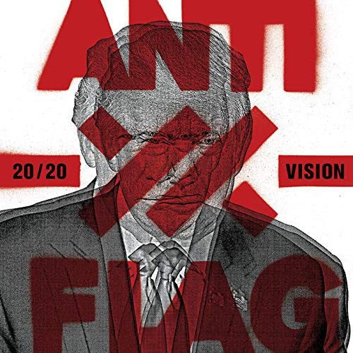 Image of Anti-Flag - 20/20 Vision LP