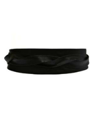 Image of Ada Wide Leather Wrap Belt