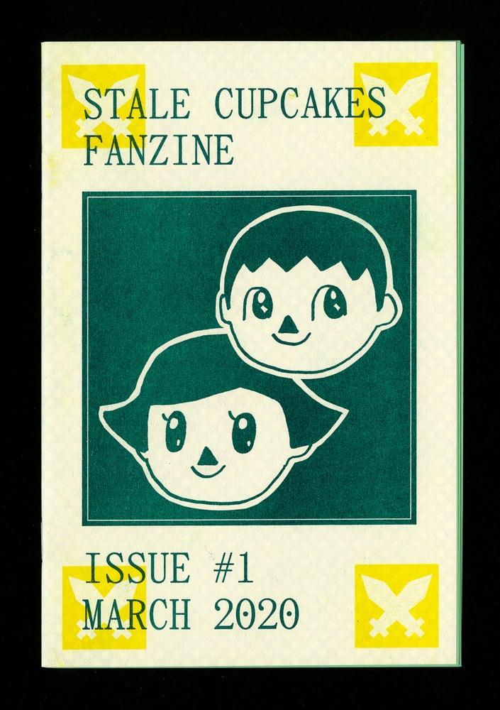 Image of Stale Cupcakes Fanzine #1