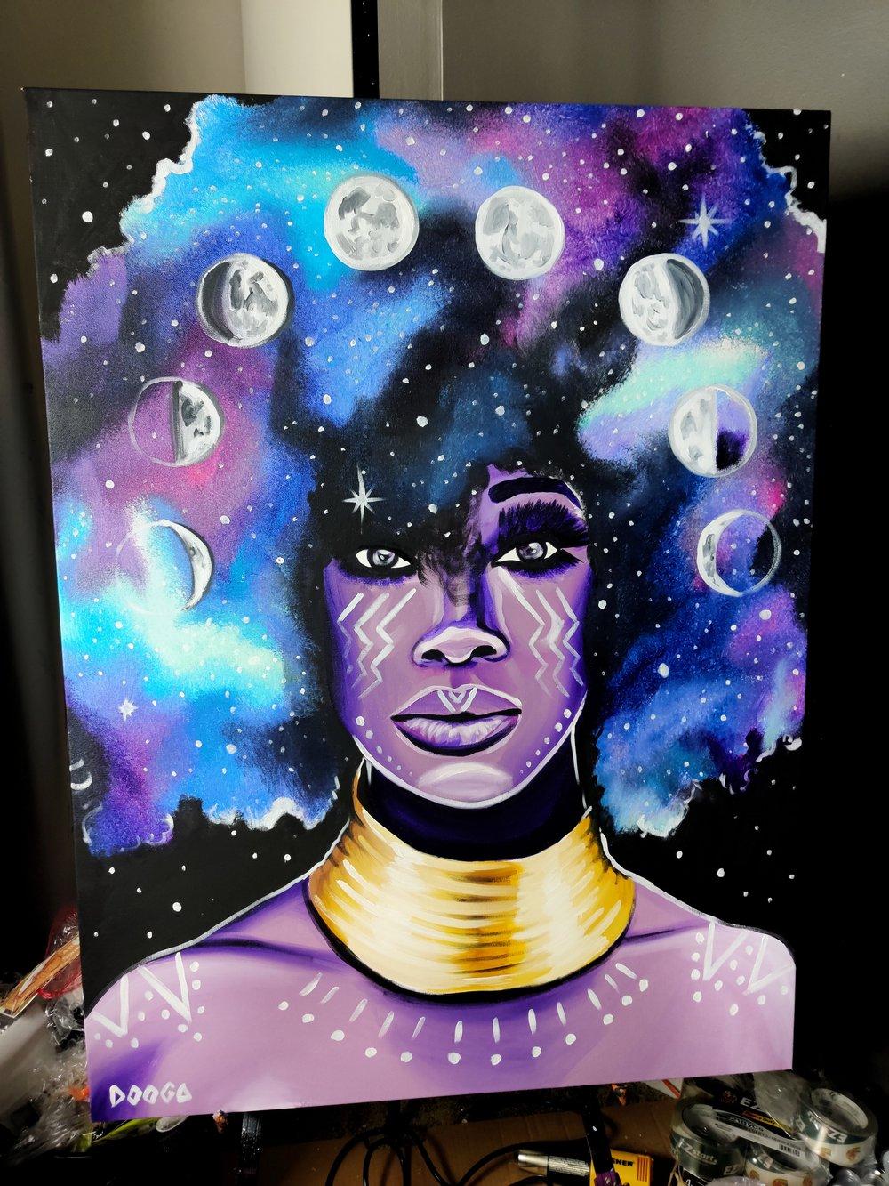 Image of Moon Goddess