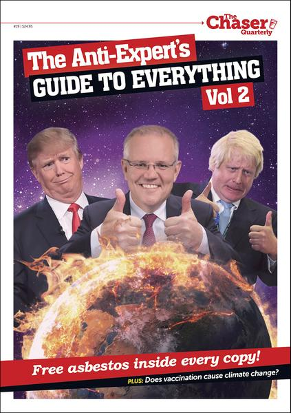 Image of The Anti Experts Guide To Everything
